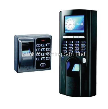 In Out Fingerprint Door Access System CL-TFS12 & CL-TFS30