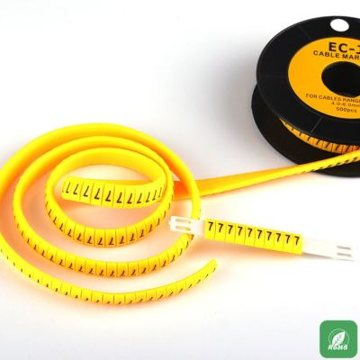Flat Type Cable Marker EC-J