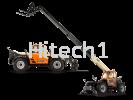 Telehandler 4000PS Series 4014PS 4000PS Series Forklift