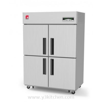 Redor 4 Door Upright Chiller / Freezer