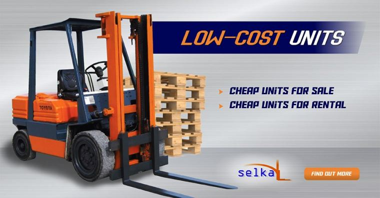 CHEAP FORKLIFT FOR SALE JOHOR