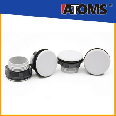 ATOMS HOLE PLUG WITH LOCK NUT 02