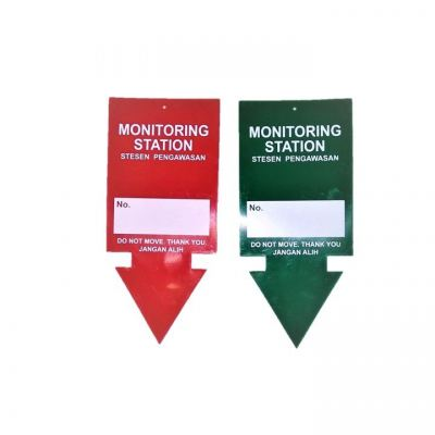 TRBS INDICATOR SIGN BOARD