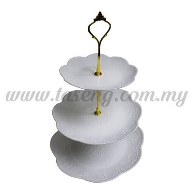 Cup Cake Stand 3 Layer (P-CS-3G)