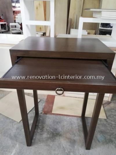 Custom Made Altar Cabinet