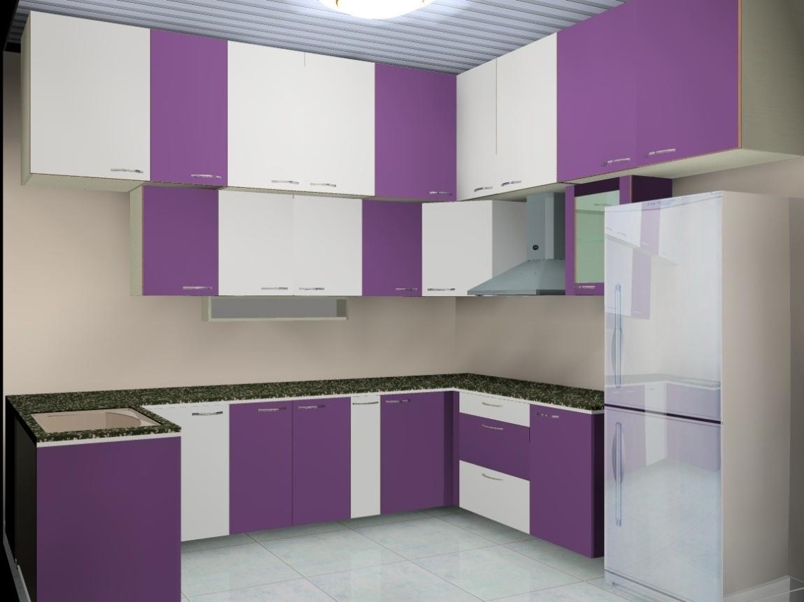 雪兰莪厨房壁橱 推荐列表  Vol.2 Kitchen Cabinet Selangor 厨房 3D设计图