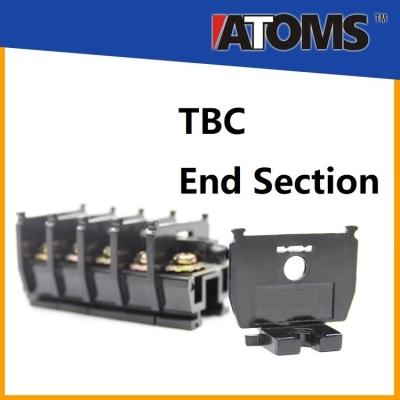TBC Terminal Block End Plate