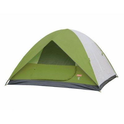 COLEMAN SUNDOME TENT 4P (GREEN/WHITE)