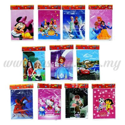 Party Loot Bag -Big 1pack *10pcs (P-PLB-B)