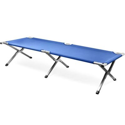 ALUMINIUM CAMP BED TP-003