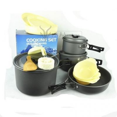 DS-500 COOKING SET