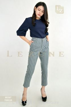 768538 STRIPED LONG PANTS【2 FOR RM99】