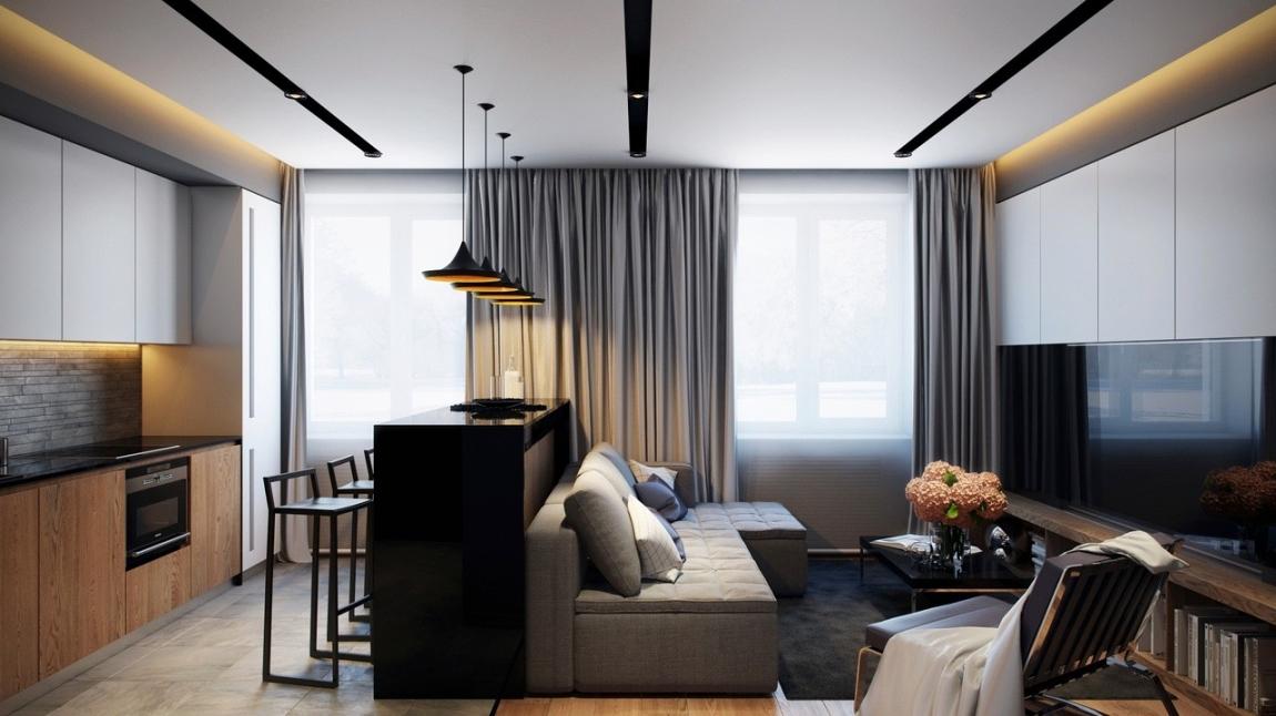 Living Interior Design Living 3D Design Drawing