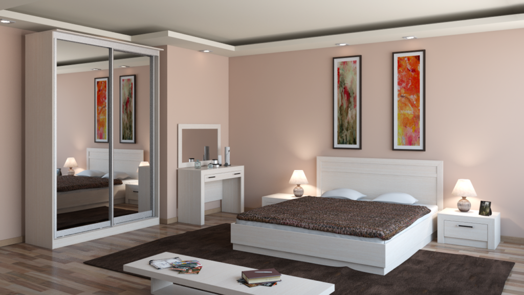 Bedroom Design  Bathroom 3D Design Drawing