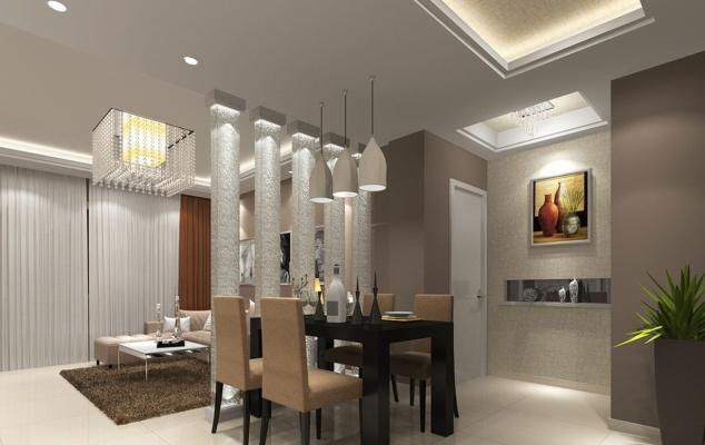 Dinning 3D Design