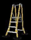 Branach CorrosionMaster Step Platform Branach Safety Platform Ladder