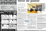 Jun 2012-The Straits Times (Life) - Mirror the glamour