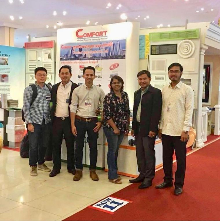 Cambodia Construction Industry Expo 2018