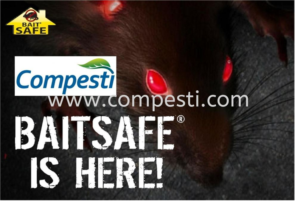BAITSAFE® ARRIVES IN MALAYSIA