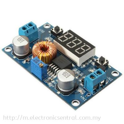 Buck Converter Step Up LM 9677