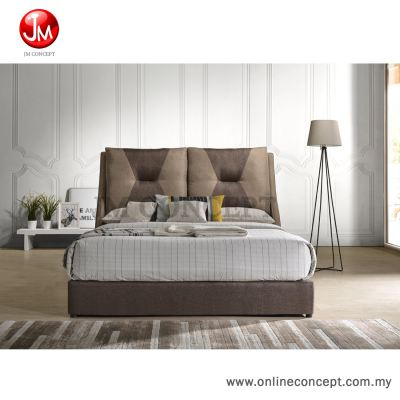 JM Concept Jay Softer Bed (BROWN)
