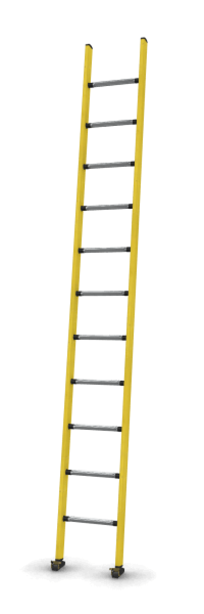 Branach PowerMaster Single Ladder