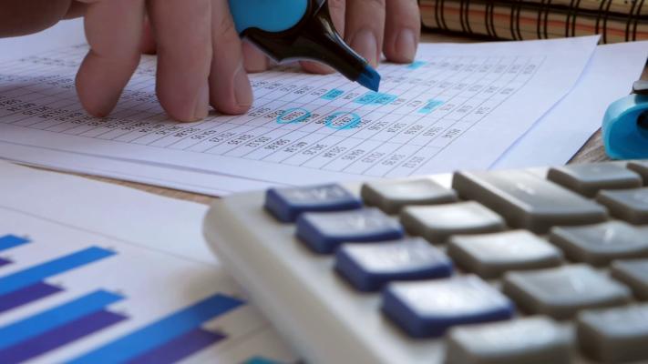 Accounting Book Checking