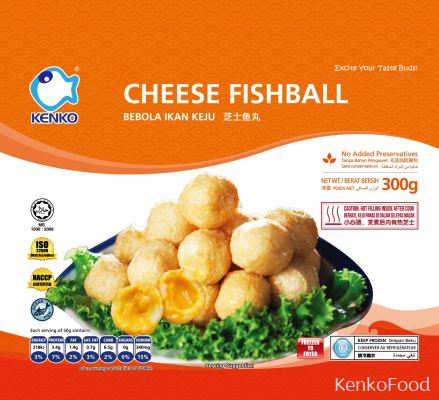 Cheese Fishball