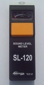 SL120 - Sound Level Meter