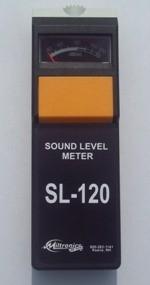 SL120 - Sound Level Meter