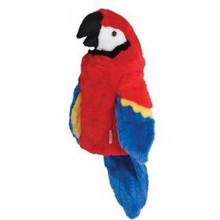 Daphne's Headcover - Parrot