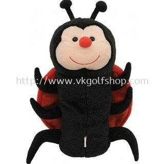 Daphne's Headcover - Ladybug