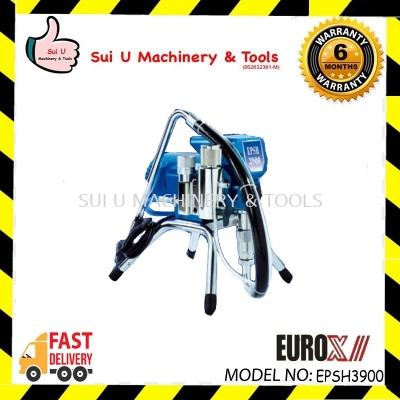 EUROX EPSH3900 Airless Paint Sprayer 1100W 230bar