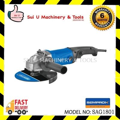 SEMPROX SAG1801 Angle Grinder 180mm 2400W