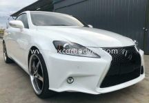 LEXUS IS250 2010 F-SPORT FRONT BUMPER WITH GRILLE
