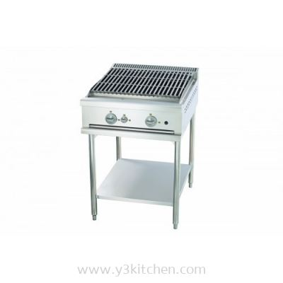 MSM Char Broiler With Stand-MSM-24-CBS