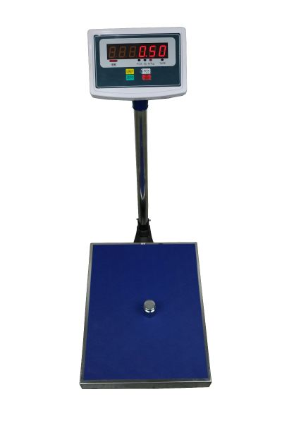 ELECTRONIC DIGITAL PLATFORM SCALE TCS 300KG