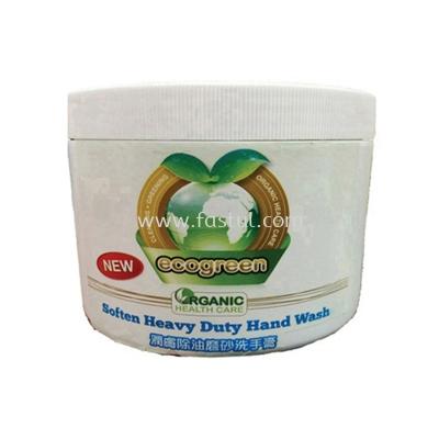 SOFTEN HEAVY DUTY HAND WASH 0.5KG (ECOGREEN)