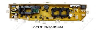 PCB DC92-01449K (SAMSUNG) PCB BOARD WASHING MACHINE