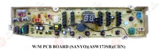 PCB (SANYO)(ASW173SB)(CHN) PCB BOARD WASHING MACHINE