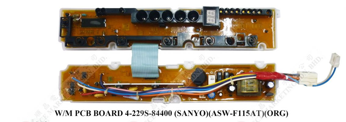 PCB 4-229S-84400 (SANYO)(ASW-F115AT)(ORG)