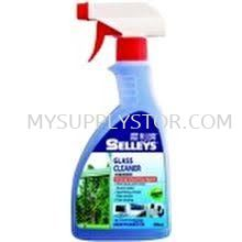 Anti-Bacterial Glass Cleaner