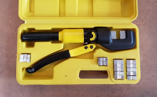 HHY-70A Hyd Crimping Tools ID30801