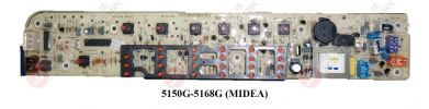 PCB 5150G-5168G (MIDEA) PCB BOARD WASHING MACHINE