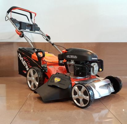 "Daewoo DLM4600SP 18"" Gasoline Lawn Mower 139CC (Self propelled)ID30853"