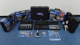 MASTERCOOL MEASURING INSTRUMENT, TOOLING & EQUIPMENT RANGE OF PRODUCTS