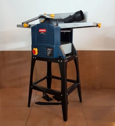 """Jemar JJP-254L 10"""" Jointer Planer With Stand ID30858"""