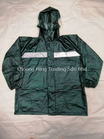 No25 Rainsuit - First Grade PVC Material