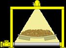 Mass flow measurement on conveyor belts Mining and metal processing Vega Innovation