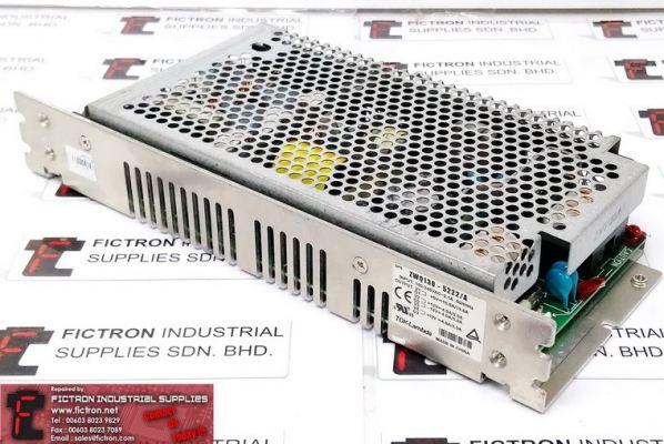 ZWQ130-5222A ZWQ130 5222 TDK-LAMBDA SWITCHING POWER SUPPLY 100-240VAC 2.1A  REPAIR IN MALAYSIA 1Yr WARRANTY